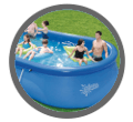 Piscine gonflabile
