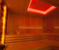 Installation of saunas and steam baths