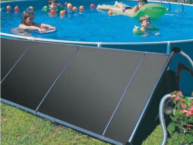 Solar Pool Panel - 5,4 m2