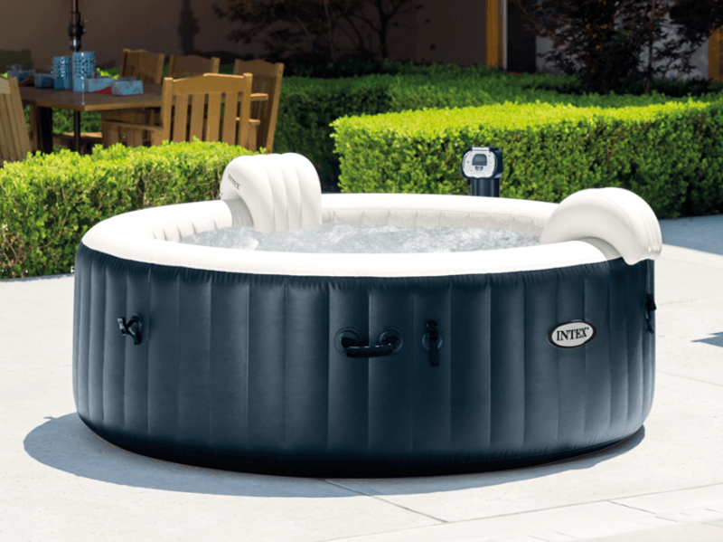 Gut bekannt Inflatable Whirlpool Intex Pure Spa ™ Bubble Therapy + Plus UZ25