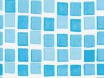 Prefabricated 4,6 / 1,2 prefabricated film - mosaic