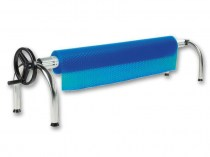 Swivel (roll) for pool cover - movable