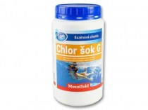 Azuro Chlor Shock - a preparation for swimming pools