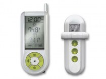 Digital thermometer with remote control