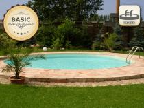 Круглый бассейн 4.5 m
